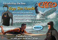 Introducing the New PaddleAir Ergo Sun Hoodie!