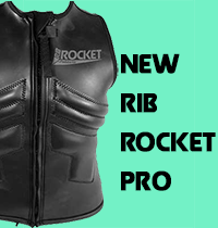 NEW! Rib Rocket Pro by PaddleAir